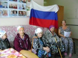 мероприятия, посвященные Дню государственного флага Российской Федерации.